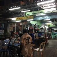 Photo taken at ร้านลาบร้อยเอ็ด by PoplatakoM on 3/10/2017