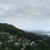 Photo taken at Jiufen lookout point by PoplatakoM on 4/7/2018