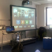 Photo taken at Future Classroom Lab (at European Schoolnet) by Eddy M. on 9/25/2013