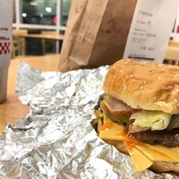 Photo taken at Five Guys by . .. on 2/20/2017