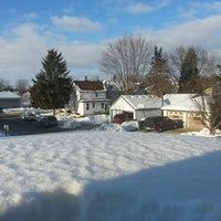 Photo taken at Village of Slinger by Jessie B. on 4/13/2013