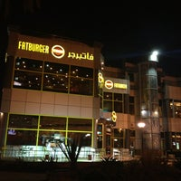 Photo taken at Fatburger by Faisal on 3/9/2013
