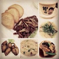 Photo taken at PUTIEN Restaurant 莆田菜馆 by FireIce on 8/30/2014