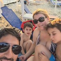 Photo taken at Liberty Beach Bar by Apostolos T. on 7/21/2015