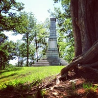 Photo taken at Kings Mountain National Military Park by Scott S. on 5/26/2013