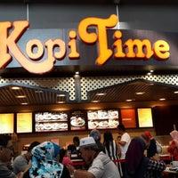 Photo taken at Kopi Time by Zuhayr on 6/2/2013