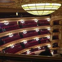 7/5/2013 tarihinde Mireia P.ziyaretçi tarafından Liceu Opera Barcelona'de çekilen fotoğraf