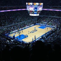 Photo taken at Mall of Asia Arena by Via M. on 7/7/2013