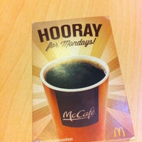 Photo taken at McDonald's by Via M. on 2/24/2013