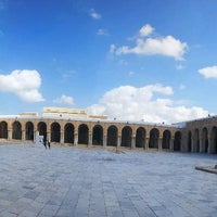 Photo taken at جامع عقبة بن نافع | La Grande Mosquée | Great Mosque of Kairouan by fa_ai on 10/11/2017