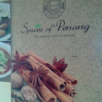 Photo taken at Spices of Penang by Halim A. on 3/28/2013