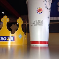 Photo taken at Burger King by Chuck M. on 3/13/2014