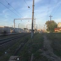 Photo taken at Мост у Заставы by Marina on 8/13/2018