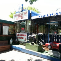Photo taken at American City Diner by Michael G. on 5/26/2013