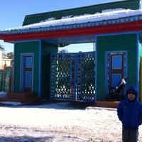 Foto diambil di Этнографический Музей Народов Забайкалья oleh Мария С. pada 3/31/2013