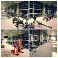 Photo taken at Terminal 7 Fitness by Ivona V. on 5/3/2014
