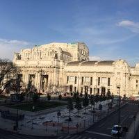 Photo taken at Hotel Esco Milano by Fiore on 1/18/2015