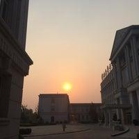 Photo taken at Beijing Language Culture College (北京华文学院) by frayxx_ on 9/15/2015