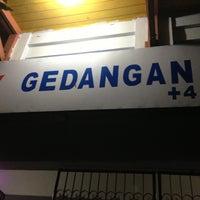 Photo taken at Stasiun Gedangan by ERna on 5/22/2013
