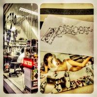 Photo taken at Tattoo O'd studio by l2abbizz on 1/27/2013