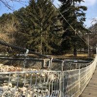 Photo taken at Въжения мост by 〽️ariya on 1/22/2017