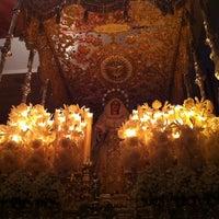 Photo taken at Real Hermandad Nuestra Señora del Rocío (Málaga) by Jose Manuel G. on 4/15/2014