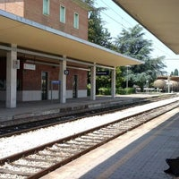 Photo taken at Stazione Faenza by Simone V. on 6/6/2013