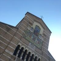 Photo taken at Chiesa Santa Maria Liberatrice by Wim C. on 4/22/2017