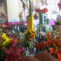 Photo taken at Floreria Aljaba by Nelly Mendiola M. on 6/6/2013