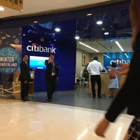Photo taken at Citibank by Pom P. on 12/23/2015