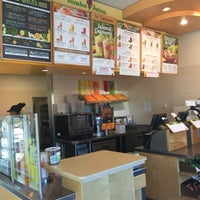 Photo taken at Jamba Juice Claremont Village at Indian Hill by Pom P. on 8/19/2016