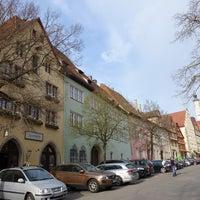 Photo taken at Herrnschlösschen by Pom P. on 4/17/2015
