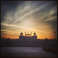 Photo taken at Red Fort (Lal Qila) by Arjun K. on 3/16/2013