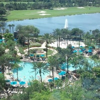 Photo taken at JW Marriott Orlando, Grande Lakes by Paul W. on 5/27/2013
