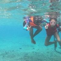 Photo taken at Penida Dive Resort by mas b. on 8/11/2018