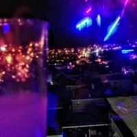 Photo taken at blue moon havuz & bar by Murat M. on 11/21/2015