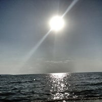 Photo taken at Плаж Аспарухово (Asparuhovo beach) by 🎀AⓨLⓘN🎀 on 6/25/2013