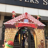 Photo taken at Shoppers Stop by Pushkin S. on 12/8/2014