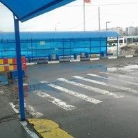 Снимок сделан в Автостанция Красногвардейская пользователем Konstantin K. 4/2/2013