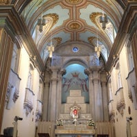 Photo taken at Old Basilica of Our Lady Aparecida by Anderson J. on 5/25/2013