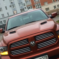Photo taken at Парковка Океаниум by Lena💫 on 12/12/2014