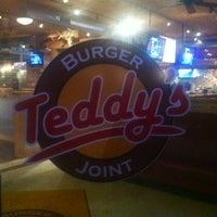 Photo taken at Teddy's Burger Joint by Michael K. on 4/8/2013