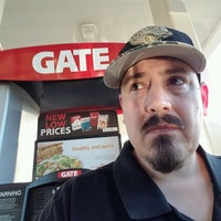 Photo taken at GATE Gas Station #1199 by Johnny M. on 12/22/2016