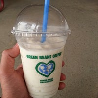 Photo taken at Green Bean Coffee by Theodore U. on 6/5/2013