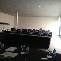 Photo taken at Hotel Onix Rambla by Stefano M. on 11/18/2012