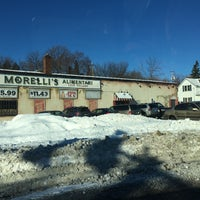 Photo taken at Morelli's Liquor Store by Susie S. on 12/20/2016