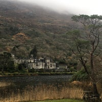 Photo taken at Kylemore Abbey by Susie S. on 12/6/2016