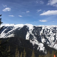 Photo taken at Silver Queen Gondola by Susie S. on 3/17/2017