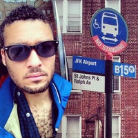 Photo taken at MTA Bus - B15 by Madison G. on 6/7/2013