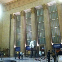 Photo taken at 30th Street Station (ZFV) by Christian P. on 4/13/2013
